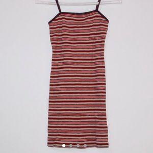 Top shop striped dress